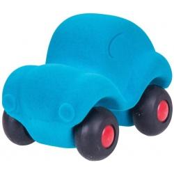 GARBUS kauczukowy niebieski mikro pojazd