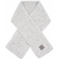 BAWEŁNIANY SZALICZEK Confetti knit natural