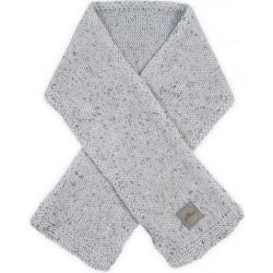 BAWEŁNIANY SZALICZEK Confetti knit grey
