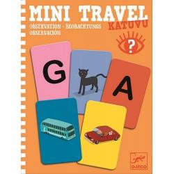 KATUVU tekturowa mini gra podróżna obserwacje