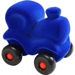 CIUCHCIA kauczukowy niebieski mikro pojazd