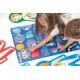 MOJE CIAŁO duże tekturowe puzzle 84 el. + plakat edukacyjny