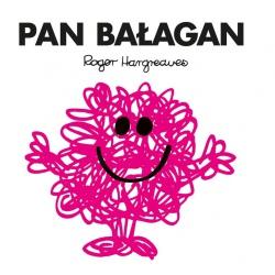 PAN BAŁAGAN książeczka dla dzieci Roger Hargreaves