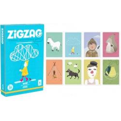 ZIG ZAG wyszywanka zestaw kreatywny 8 ilustracji