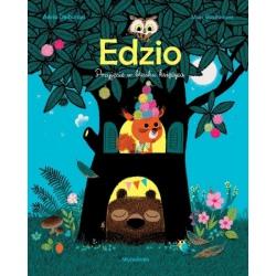 EDZIO. PRZYJĘCIE W BLASKU KSIĘŻYCA książka Astrid Desbordes, Marc Boutavant