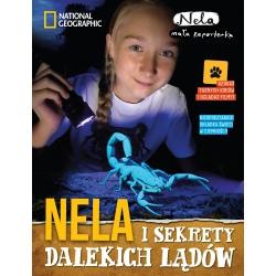 NELA I SEKRETY DALEKICH LĄDÓW tom XI książka Nela Mała Reporterka