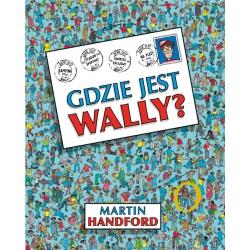 GDZIE JEST WALLY? książka Martin Handford