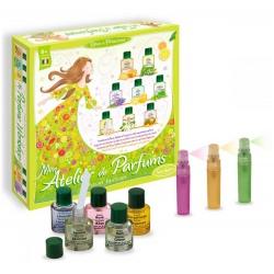 KWIATY ŚWIEŻE zestaw kreatywny do robienia perfum