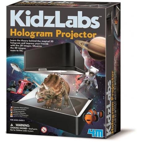 HOLOGRAM 3D zestaw kreatywny