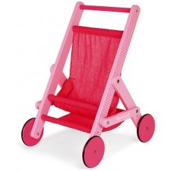MADEMOISELLE drewniany wózek spacerówka dla lalek