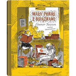 MAŁY POKÓJ Z KSIĄŻKAMI książka Eleanor Farjeon