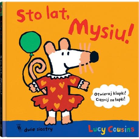 STO LAT, MYSIU książka Lucy Cousins