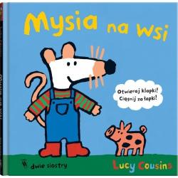 MYSIA NA WSI książka Lucy Cousins