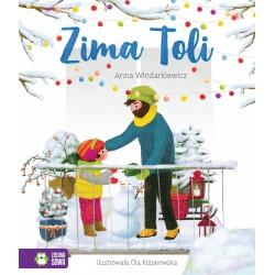 ZIMA TOLI książka Anna Włodarkiewicz
