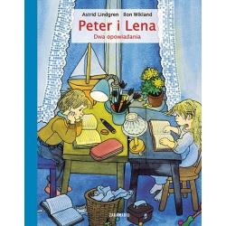 PETER I LENA. DWA OPOWIADANIA książka Astrid Lindgren