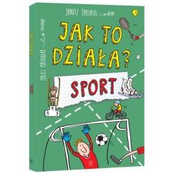 JAK TO DZIAŁA? SPORT książka Janusz Jabłoński