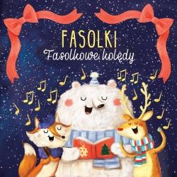 FASOLKOWE KOLĘDY płyta Fasolki