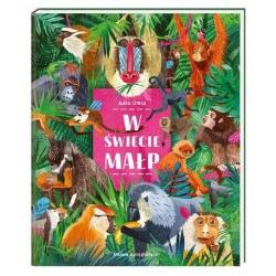 W ŚWIECIE MAŁP książka dla dzieci Asia Gwis