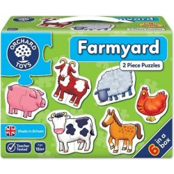 FARMA pierwsze puzzle dla malucha