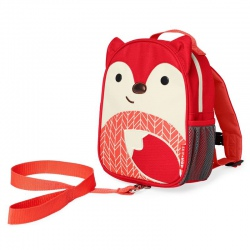 LISEK plecak ze smyczą Baby Zoo