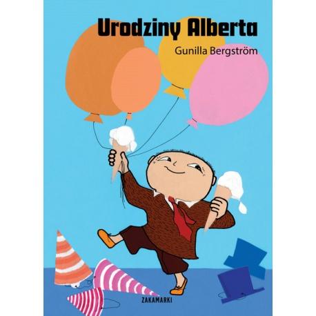 URODZINY ALBERTA książka Gunilla Bergström