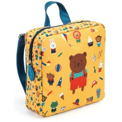 NIEDŹWIADEK plecak dla przedszkolaka