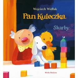 PAN KULECZKA. SKARBY książeczka dla dzieci Wojciech Widłak