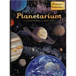 PLANETARIUM muzeum kosmosu książka Prinja Raman