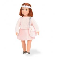 LONDON lalka modnisia rudowłosa 15 cm