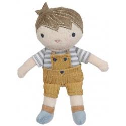 JIM lalka szmacianka 10 cm