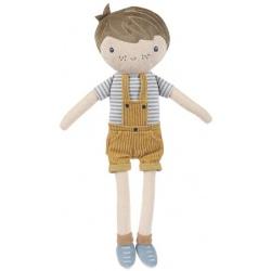 JIM lalka szmacianka 35 cm