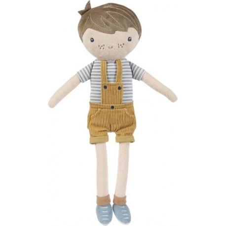 JIM lalka szmacianka 50 cm