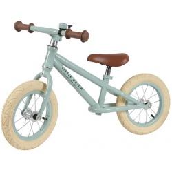 MIĘTOWY rowerek biegowy