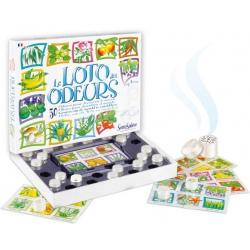 LOTTO ZAPACHOWE gra sensoryczna losowa 30 zapachów