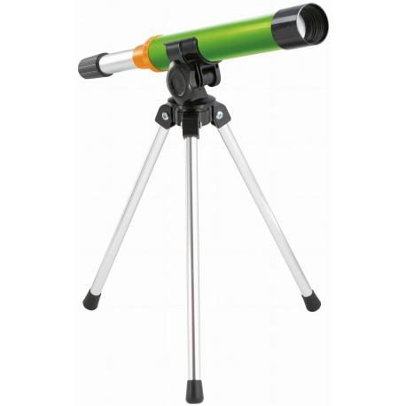 NATURE mini teleskop ze statywem 30 mm
