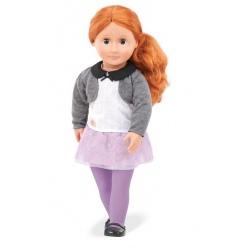EMMELINE duża lalka uczennica 46 cm