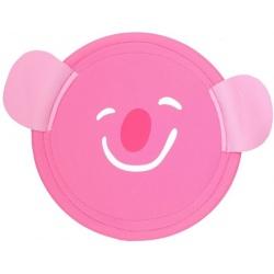 ŚWINKA neoprenowe frisbee 21 cm