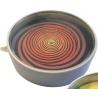 ILUZJA OPTYCZNA magiczna spirala wzór 1