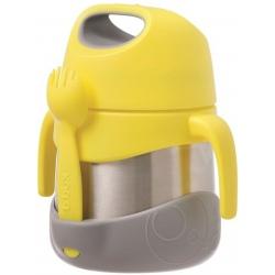 TERMOS DO POSIŁKÓW z widelczykiem Lemon Sherbet 335 ml