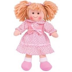 ZOSIA lalka szmacianka 28 cm