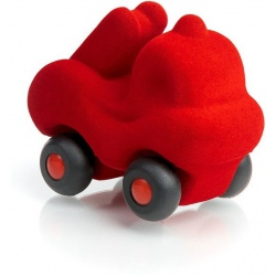 WÓZ STRAŻACKI sensoryczny czerwony mikro