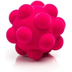 PIŁKA wirus sensoryczna różowa