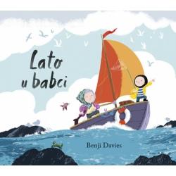 LATO U BABCI książka Benji Davies