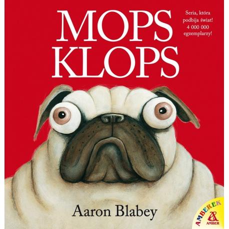 MOPS KLOPS książka Aaron Blabey