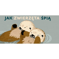 JAK ZWIERZĘTA ŚPIĄ? książka Jiří Dvořák