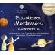 ASTRONOMIA zestaw edukacyjny Biblioteczka Montessori
