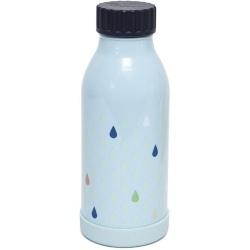 KROPLE NIEBA butelka termiczna ze szlachetnej stali nierdzewnej 350 ml