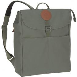 GREEN LABEL plecak dla mam z akcesoriami Adventure Backpack Olive