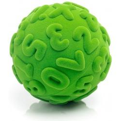 PIŁKA cyfry sensoryczna zielona