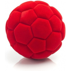 PIŁKA futbolowa sensoryczna czerwona